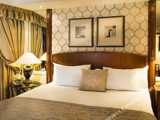 倫敦騎士橋千禧國際酒店(Millennium Hotel London Knightsbridge)奢華套房