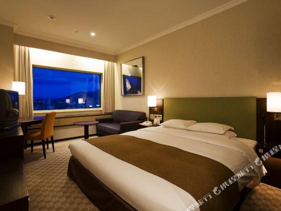 札幌京王廣場飯店(Keio Plaza Hotel Sapporo)奢華大床套房