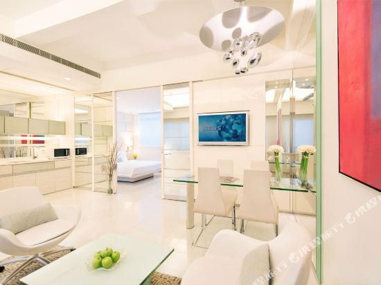 香港富薈灣仔酒店(iclub Wan Chai Hotel)富薈套房