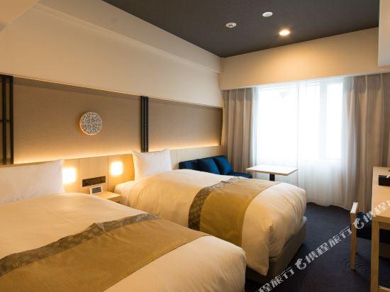 Gracery飯店-京都三條(Hotel Gracery Kyoto Sanjo)雙床房(南樓)
