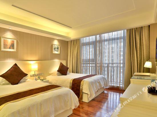 杭州瑞萊克斯大酒店(Relax Hotel)商務雙床房