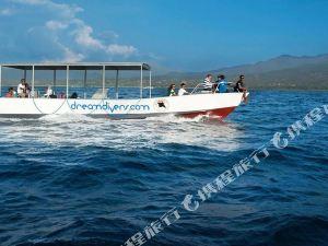 龍目島夢幻潛水者度假酒店(Dream Divers Resort Lombok)