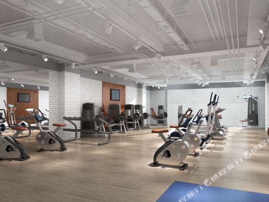 香港九龍貝爾特酒店(Pentahotel Hong Kong Kowloon)健身房