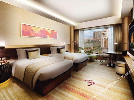 澳門銀河酒店(Galaxy Hotel)豪華雙床客房