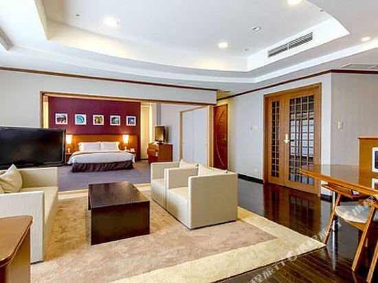 沖繩格蘭美爾度假酒店(Okinawa Grand Mer Resort)套房A