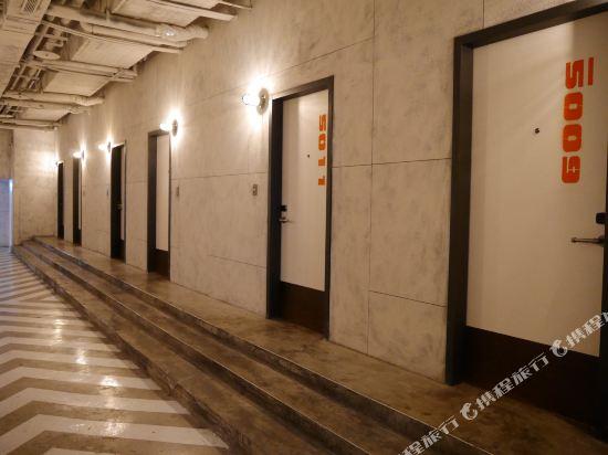 台北德立莊酒店-昆明館(Hotel Papa Whale)公共區域