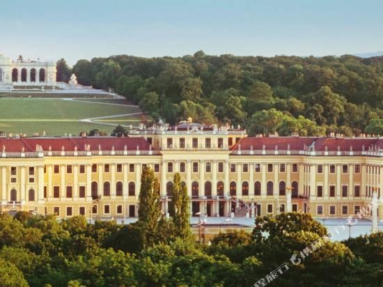 維也納美泉宮豪華套房公寓