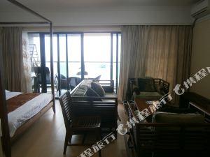 海陵島十里銀灘海藍之家酒店公寓