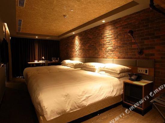 城市商旅(高雄駁二館)(City Suites Kaohsiung Pier2)精致家庭房