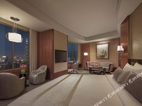 香格里拉台北遠東國際大飯店(Shangri-La's Far Eastern Plaza Hotel Taipei)行政客房