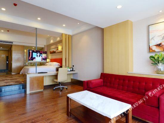東莞恒新時尚精品酒店(Heng Xin Hotel)商務大床套房