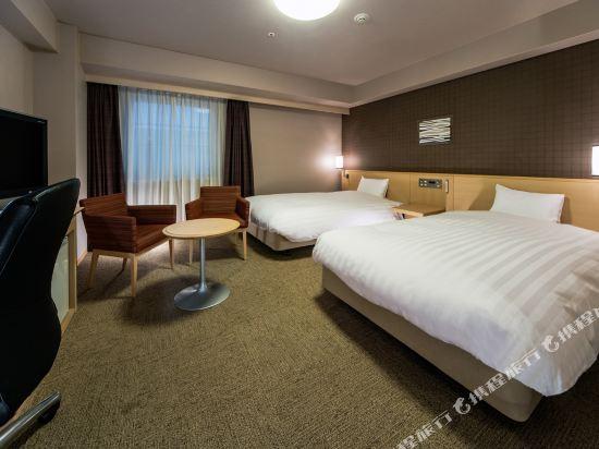 博多祗園大和ROYNET酒店(Daiwa Roynet Hotel Hakata Gion Fukuoka)スタンダードツイン晝