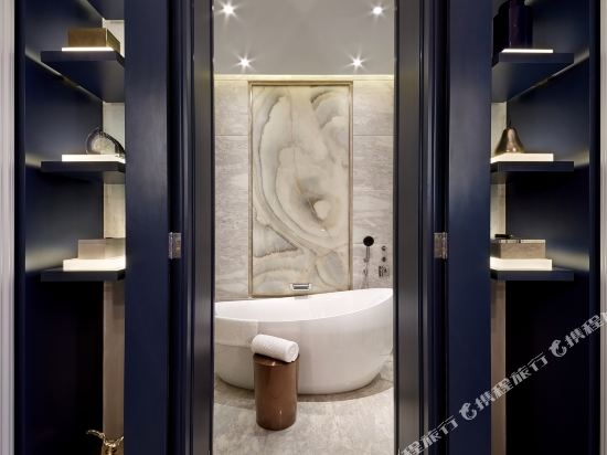 佛山羅浮宮索菲特酒店(Sofitel Foshan)AM9A3946 - Luxury Room ; Luxury Room Club Millesime - bathroom (Post-modern)