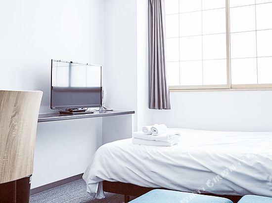 京都SHE酒店(Hotel She Kyoto)豪華雙人房(帶沙發床和私人廚房)
