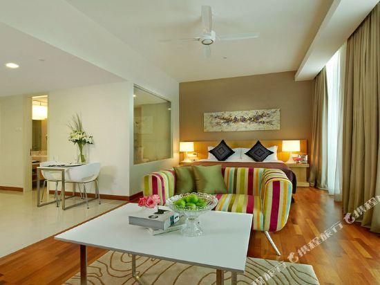 吉隆坡輝盛國際公寓(Fraser Place Kuala Lumpur)至尊一室房