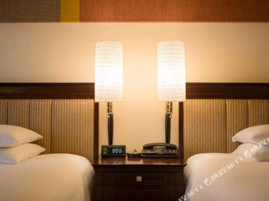 東京凱悦酒店(Hyatt Regency Tokyo)景觀雙床房