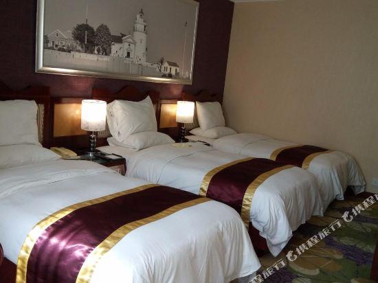 澳門東望洋酒店(Hotel Guia)標準三床房