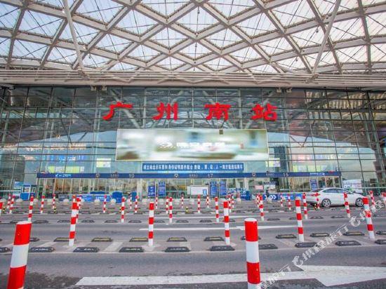 維多利亞公寓(廣州奧園廣場店)(Victoria Apartment (Guangzhou Aoyuan Plaza))周邊圖片