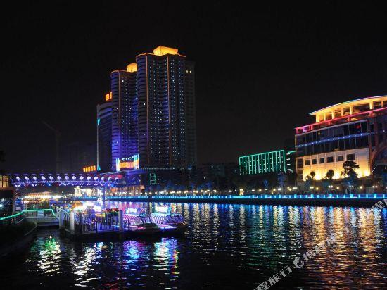 中山江畔商務酒店(Riverside Business Hotel)外觀