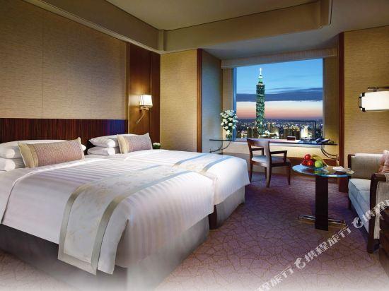 香格里拉台北遠東國際大飯店(Shangri-La's Far Eastern Plaza Hotel Taipei)豪華客房