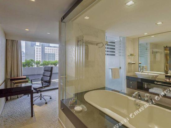新加坡濱華大酒店(Marina Mandarin Singapore)總統套房