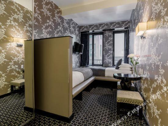 紐約優雅精品室友酒店(Room Mate Grace Boutique Hotel New York)雙床房