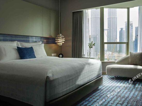 鉑爾曼吉隆坡城市中心大酒店(Pullman Kuala Lumpur City Centre Hotel & Residences)豪華單卧室服務式公寓