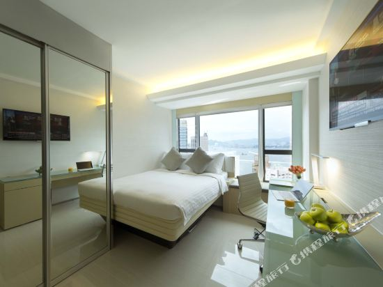 香港富薈上環酒店(iclub Sheung Wan Hotel)富薈雙房間套房