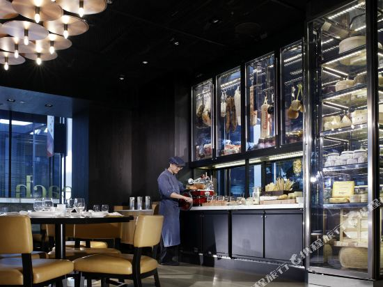 新加坡南岸JW萬豪酒店(JW Marriott Hotel Singapore South Beach)餐廳