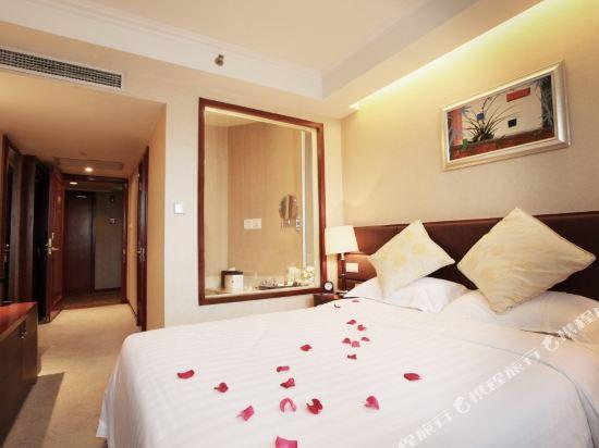 北京漁陽飯店(Yu Yang Hotel)標準大床間