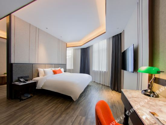 和頤至尊酒店(上海南京路步行街店)(Yitel Premium (Shanghai Nanjing Road Pedestrian Street))至尊高級套房