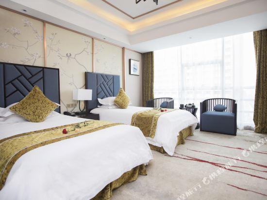杭州西湖慢享主題酒店(West Lake Manxiang Theme Hotel)杭州印象雙床房