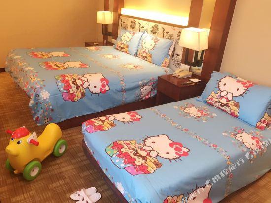 上海遠洋賓館(Ocean Hotel Shanghai)豪華親子房