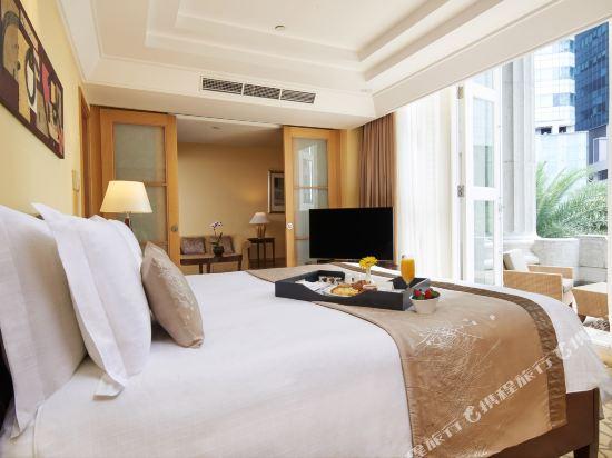 新加坡富麗敦酒店(The Fullerton Hotel Singapore)哥烈套房