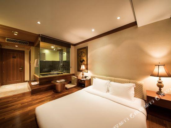 首爾皇宮酒店(Imperial Palace Seoul)水療豪華房