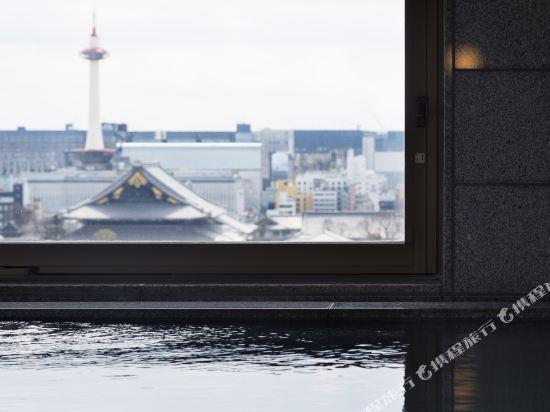京都蘭威特酒店(Aranvert Hotel Kyoto)眺望遠景