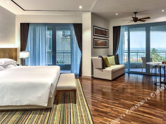 華欣希爾頓温泉度假酒店(Hilton Hua Hin Resort & Spa)行政精緻特大床套房