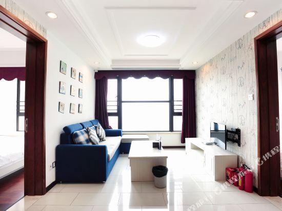 富米國際公寓(珠海華髮商都店)(Fumi Apartment Hotel (Zhuhai Huafa Mall))富里1.8米兩房兩床套房