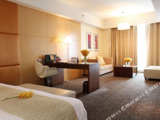 曼谷盛泰瀾中央世界商業中心酒店(Centara Grand at Centralworld)俱樂部至尊房