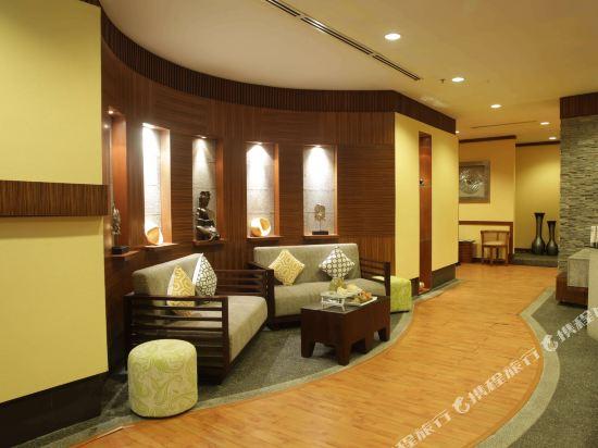 哥打京那巴魯絲綢太平洋酒店(The Pacific Sutera)SPA