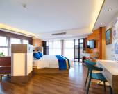 希悅藝術酒店重慶江北國際機場店