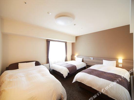 名古屋榮多米豪華酒店(Dormy Inn Premium Nagoya Sakae)家庭雙床房