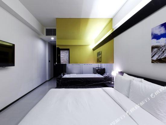 首爾明洞喜普樂吉酒店(Sotetsu Hotels The SPLAISIR Seoul Myeongdong)標準乳膠大床房