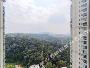 吉隆坡馬卡羅娜公寓民宿(Maka Launa @ Mont Kiara Kuala Lumpur)