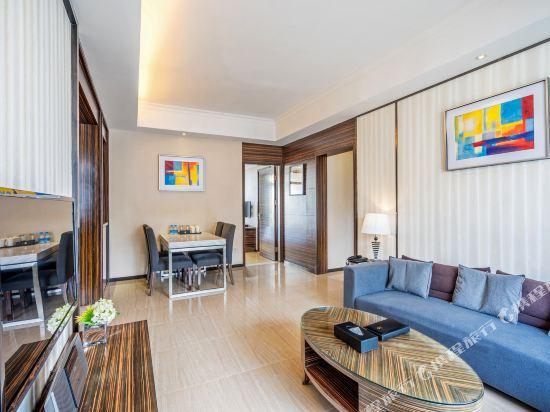 中山寰星度假公寓(Starr Holiday Apartment)公爵套房(兩房兩廳)