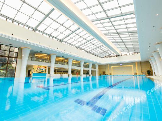 廣州長隆酒店(Chimelong Hotel)室內游泳池