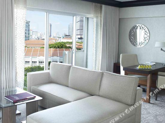 新加坡費爾蒙酒店(Fairmont Singapore)特色房