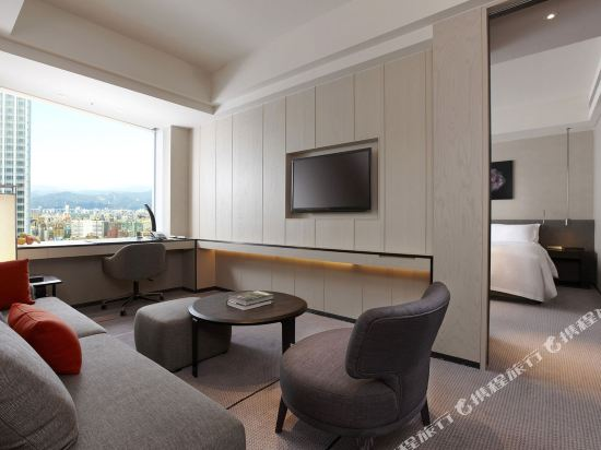 台北寒舍艾麗酒店(Humble House Taipei)行政套房