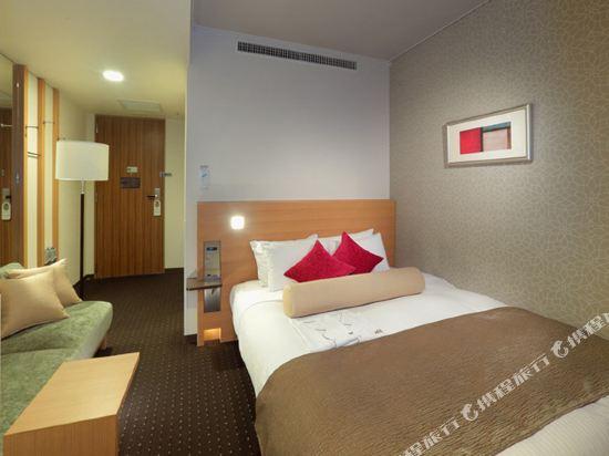 格拉斯麗札幌酒店(Hotel Gracery Sapporo)舒適大床房