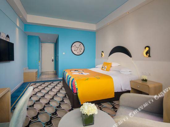 珠海長隆企鵝酒店(Chimelong Penguin Hotel)温帶房